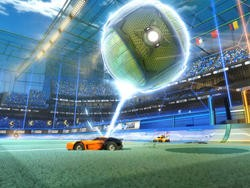 Rocket League getting absurd game mode with power-ups in September for free