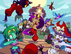 Shantae: Half-Genie Hero review: Prettier face can't hide a casual approach