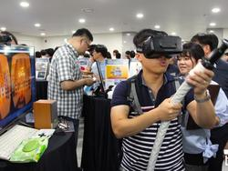 'Smart Content & VR Day': Korea's VR community tells us the future is wide open
