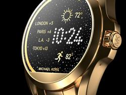 Michael Kors debuts two new Android Wear watches