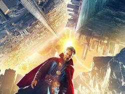Doctor Strange posters are dizzying and trippy
