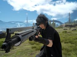 "Final Fantasy XV 1080p ""Machinery"" screenshots are locked and loaded"