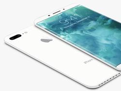 iPhone 8: Larger curved displays and bezel-less design expected