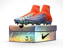 Nike and EA have teamed up for these limited edition Mercurial Superfly cleats