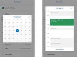 Microsoft Outlook for iOS and Android gets Sunrise features