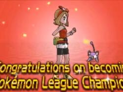 Watch a true Pokémon champ beat the Elite Four leader with a Level 1 Rattata