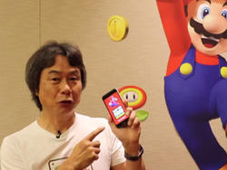 Miyamoto talks working with Apple, importance of consoles, and Android