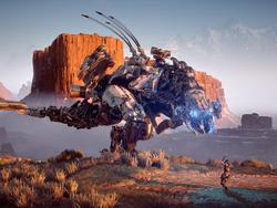 Sony sure would like it if Horizon Zero Dawn turned into a franchise
