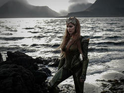 Justice League: Check out Amber Heard as Mera in brand new image