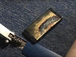Galaxy Note 7 owners demand compensation for fire damage