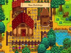 Stardew Valley 1.1 launch trailer - Returning to the simple life