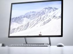 Surface Studio is Microsoft's brand new all-in-one computer