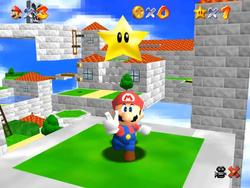 Super Mario 64 fans discover another impossible coin to collect