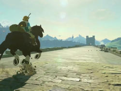 Nintendo drops Zelda: Breath of the Wild Making of bonus session