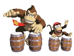 Donkey Kong Jungle Beat coming to the Wii U, but I'm tired of Virtual Console