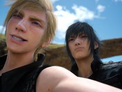 Final Fantasy XV's ending has leaked, watch out