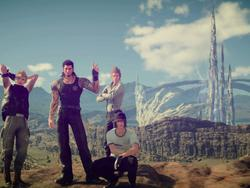 Final Fantasy XV DLC Axed as Director Hajime Tabata Resigns from Square Enix