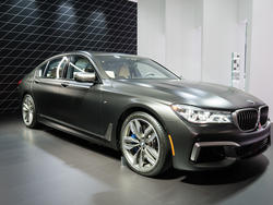 BMW M760i xDrive first look: Jaw-dropping gorgeous