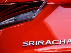 Lexus just made a custom Lexus Sriracha IS and it is... HOT