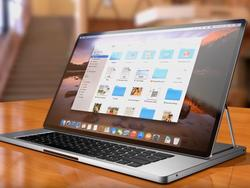 Incredible Apple Book concept shows iPad and MacBook mashup