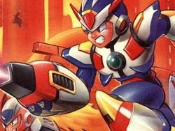 The most unique of the Mega Man X games is now on 3DS