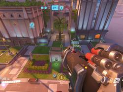 Overwatch: Oasis, the newest map, now on PTR - Here are 66 screenshots
