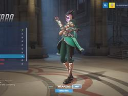 Overwatch: Sombra live on PTR, here are her skins, emotes and more