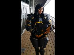 This Pharah cosplay from Overwatch is unbelievable