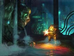 BioShock's 360 versions run beautifully on backwards compatible Xbox One