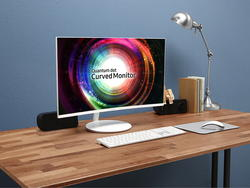 Samsung reveals gorgeous curved Quantum Dot gaming monitors