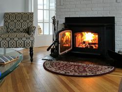 How to build the perfect fire during the polar vortex
