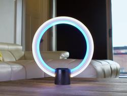 This sleek LED lamp from GE comes with Alexa built-in