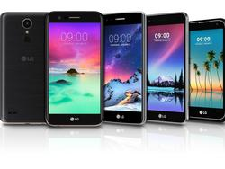LG just unveiled 5 new Android smartphones