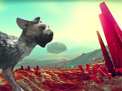 No Man's Sky's implosion saved The Last Guardian