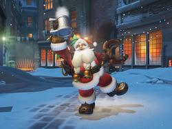 Overwatch on sale from Blizzard for Christmas