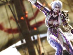 I only know one way to celebrate 20 years of SoulCalibur, and it's not Pachinko