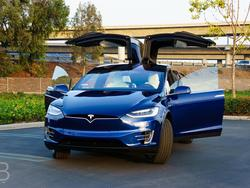 How does the Tesla Model X hold up after one month?