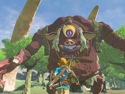 The Legend of Zelda: Breath of the Wild will not feature HD rumble
