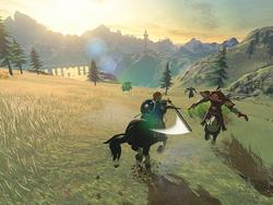 Zelda: Breath of the Wild players are having a blast with new Switch feature