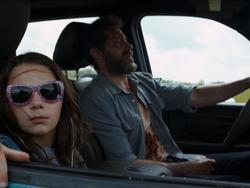 Logan's opening scene was absolutely incredible