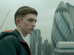 iBoy is a new Netflix movie featuring Game of Thrones' Maisie Williams