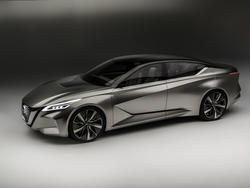 Nissan Vmotion 2.0 concept is drool-worthy