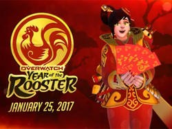 Overwatch: 4 skins leak from Chinese New Year event