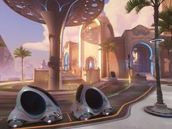 Overwatch's new map, Oasis, now live! Check some screenshots and video