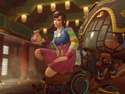 Overwatch: Lunar New Year event is live! Skins, mode and more detailed