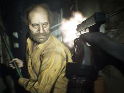 Resident Evil 7 helped push January game sales up despite slump