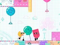 Snipperclips review: The other best Nintendo Switch game