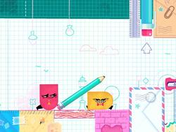 Snipperclips, the other best Nintendo Switch game, gets a launch trailer