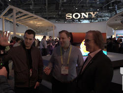 Sony Electronics President tells us his big plans for Android in the home and more