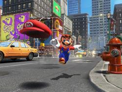 Screenshot Saturday - Super Mario Odyssey could be a masterpiece